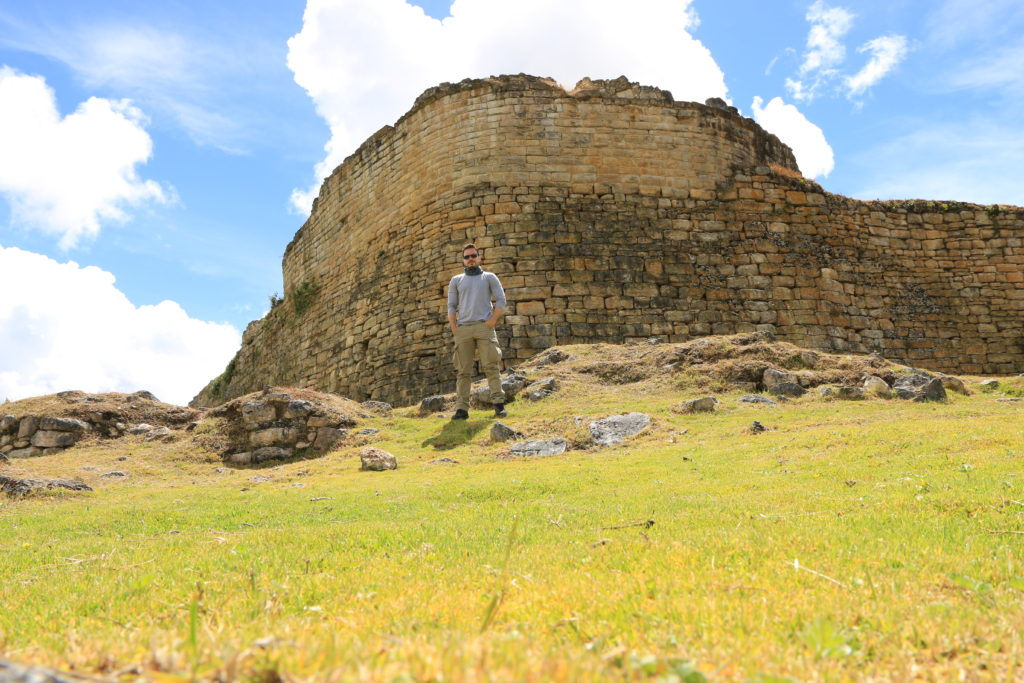 Kuelap e le sue mura