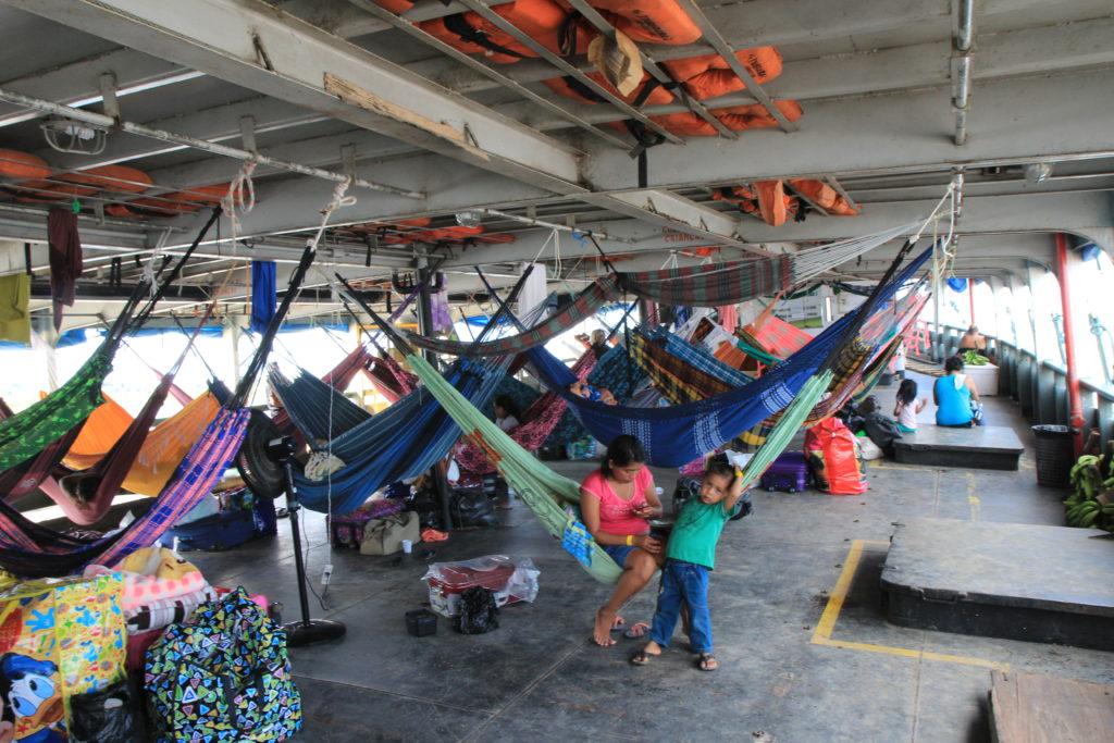 Barca per Manaus