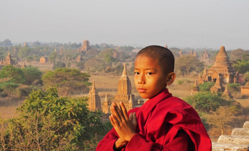 Monaco a Bagan