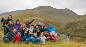Viaggio di gruppo Islanda