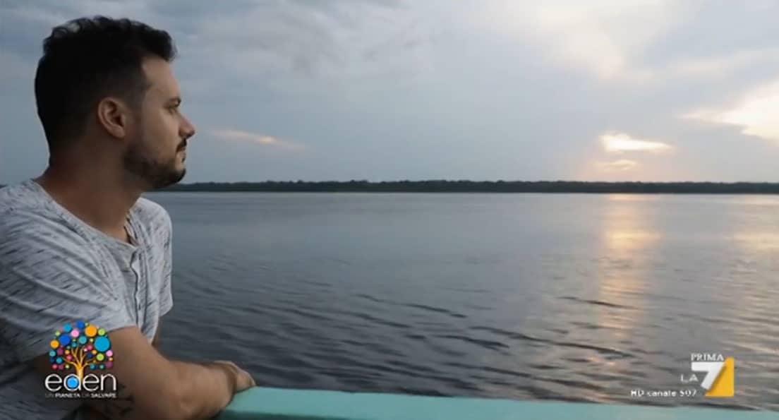 Racconto la foresta Amazzonica su La7