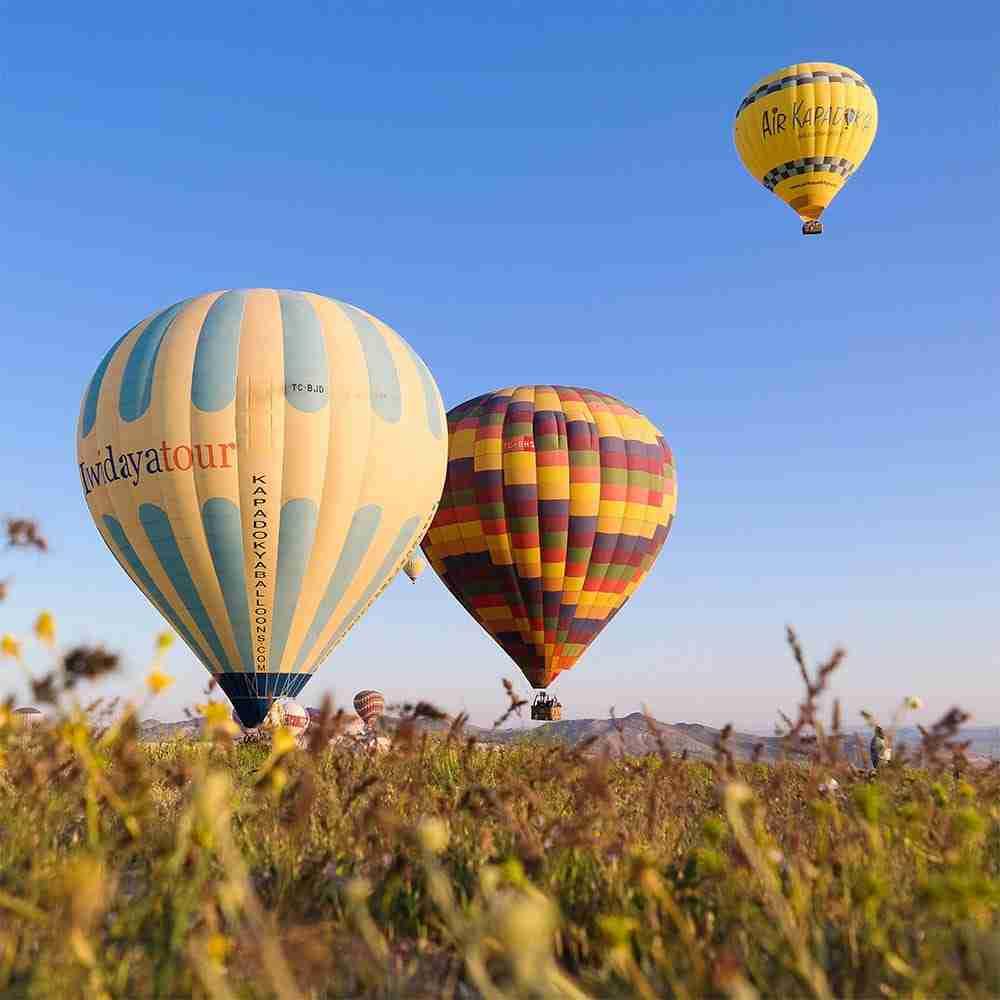 Viaggio di gruppo Cappadocia