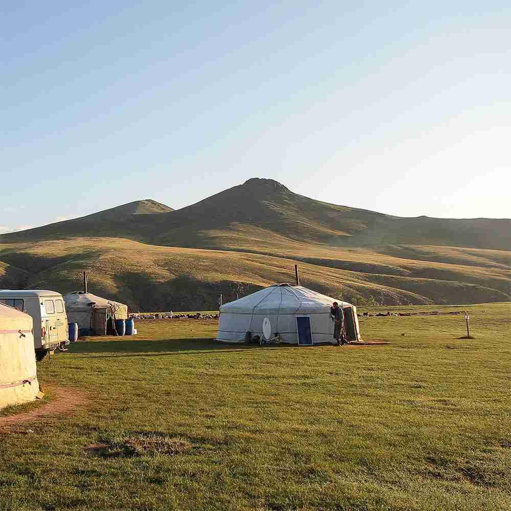 Viaggio di gruppo in Mongolia