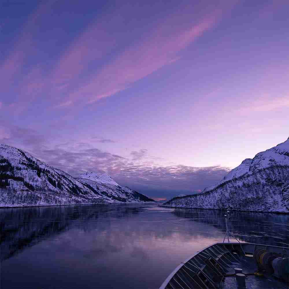 Viaggio di gruppo in Norvegia