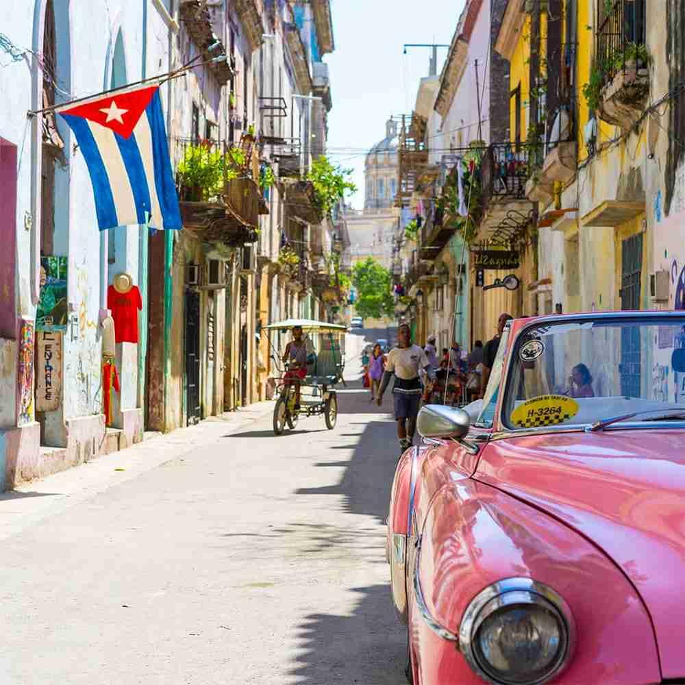 Cuba, perla dei Caraibi