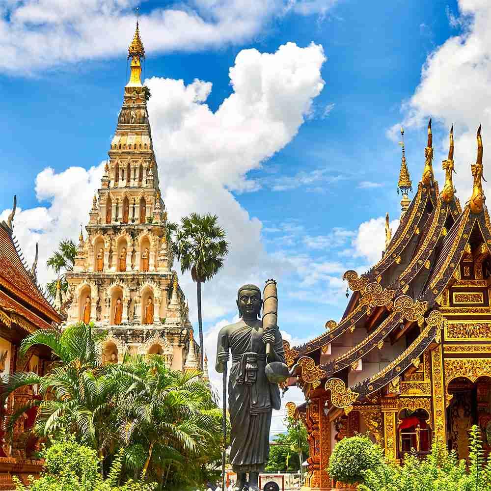 Avventura in Thailandia