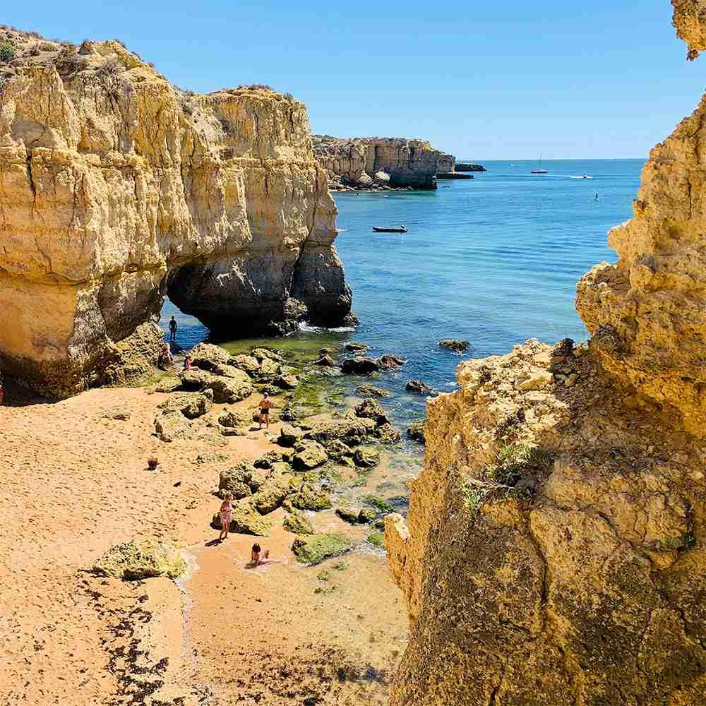 Viaggio di gruppo Algarve
