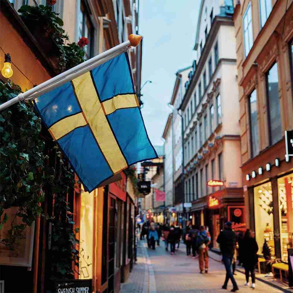 Svezia on the road