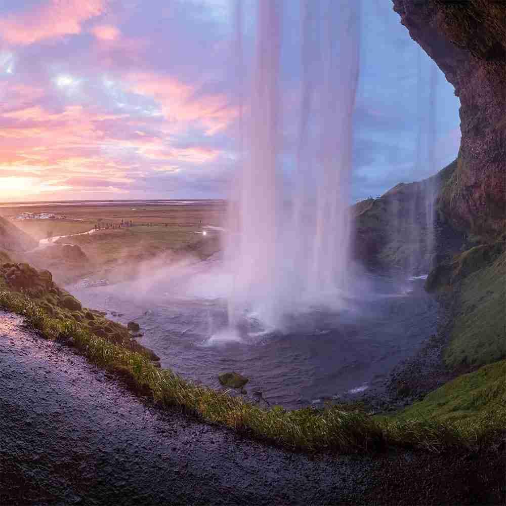 Islanda, giro completo della ring road