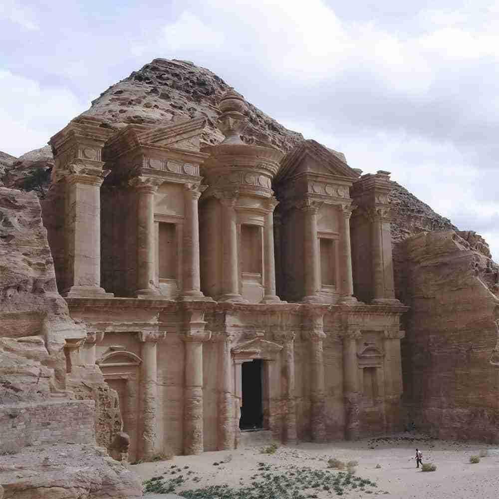 Petra, il Monastero